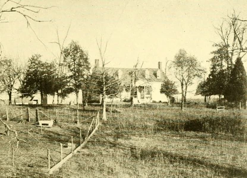 Virginia: the Old Dominion - The Old Kittewan House (1921)