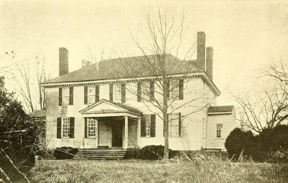 Virginia: the Old Dominion - Lower Weyanoke (1921)