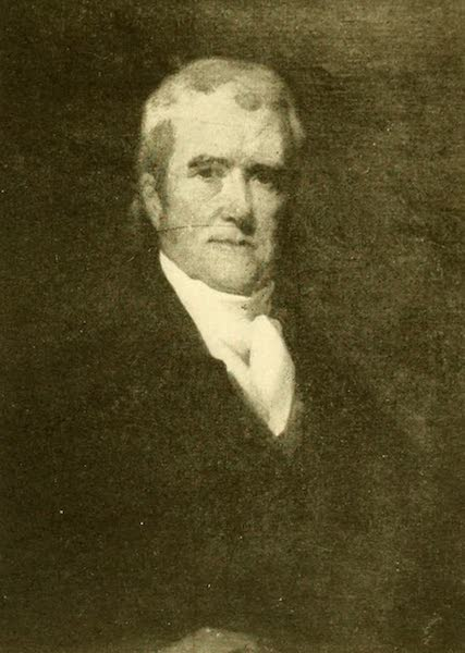 Virginia: the Old Dominion - Chief-justice John Marshall (1921)