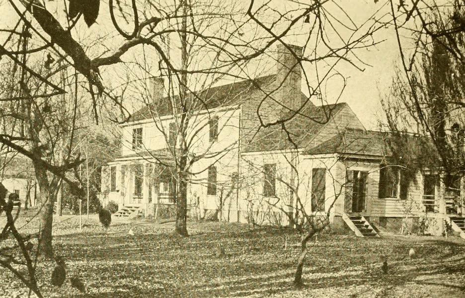 Virginia: the Old Dominion - Present-day Fleur De Hundred (1921)