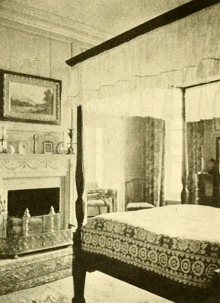 """Virginia: the Old Dominion - """"Four-posters and the Things of Four-poster Days"""" (1921)"""