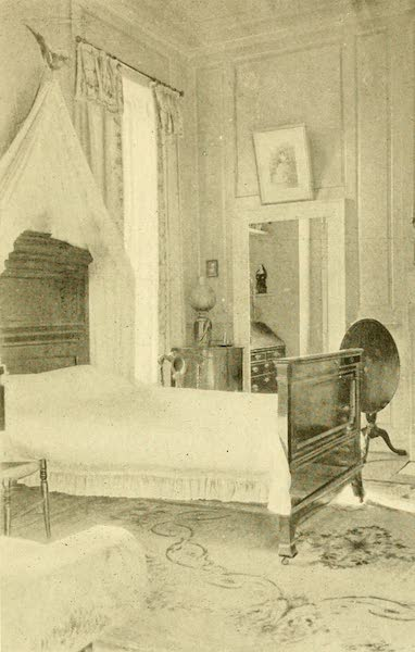 Virginia: the Old Dominion - The Romantic Centre of Westover; Evelyn Byrd's Old Room (1921)