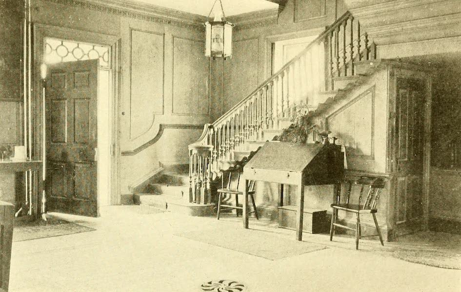 """Virginia: the Old Dominion - The Old """"Great Hall"""" (1921)"""