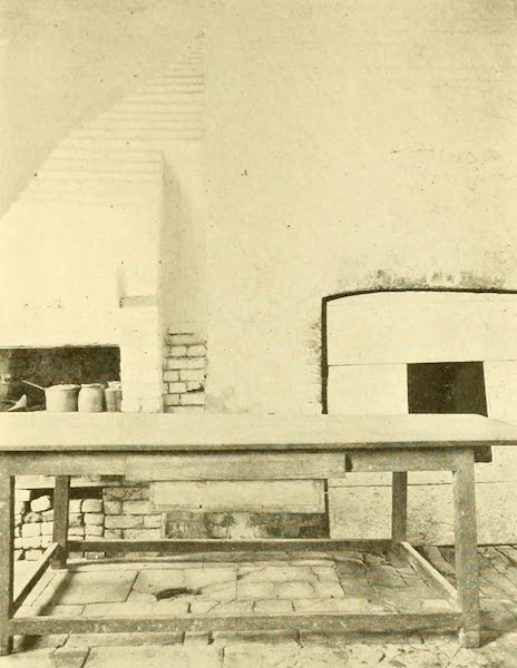 Virginia: the Old Dominion - A Brick Oven in the Bake-Room (1921)