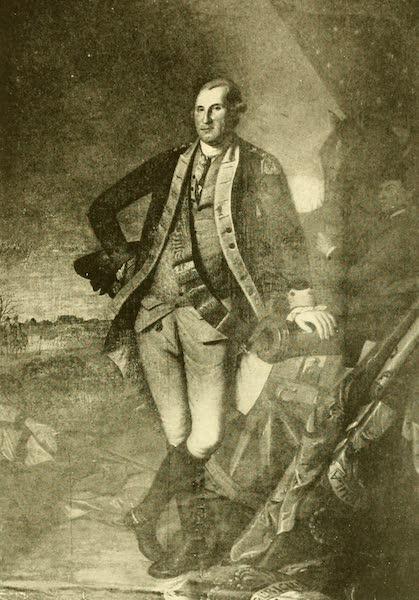 Virginia: the Old Dominion - Peale's Portrait of George Washington (1921)