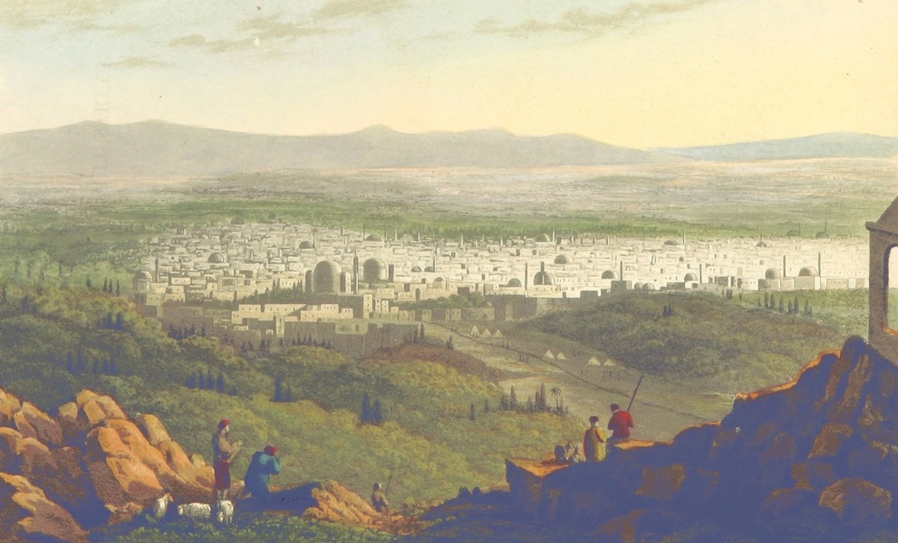 Visit to Alexandria, Damascus, and Jerusalem - Damascas (1835)