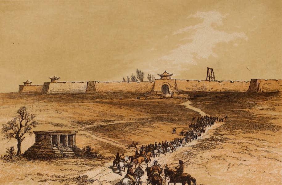 Visits to High Tartary, Yarkand, and Kashgar - Approach to Yarkand (1871)