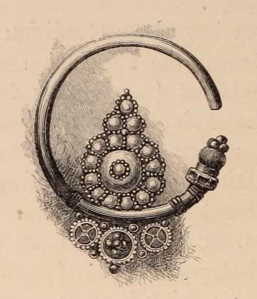 Visits to High Tartary, Yarkand, and Kashgar - Earring (1871)