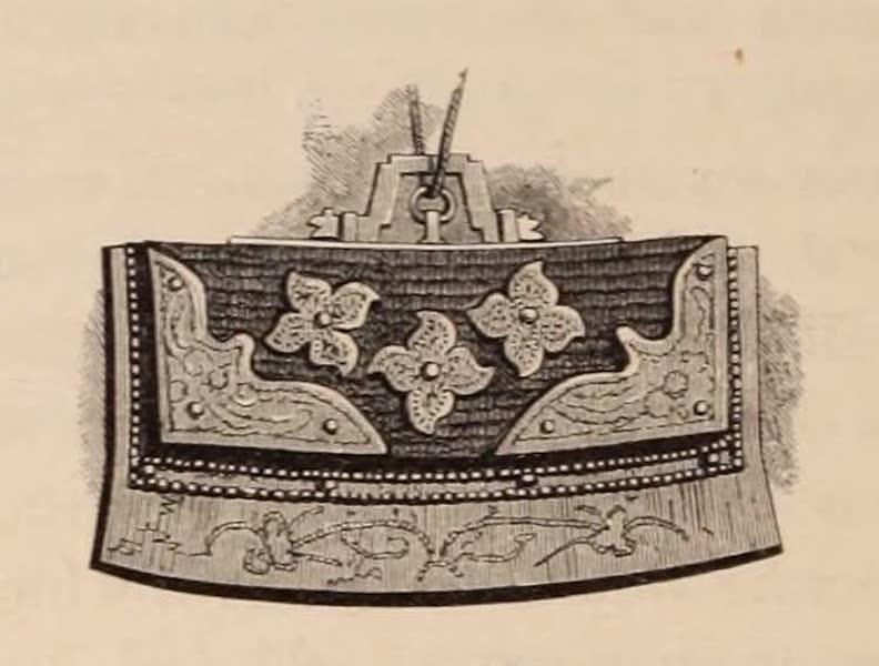 Visits to High Tartary, Yarkand, and Kashgar - Ornamented Flint (1871)
