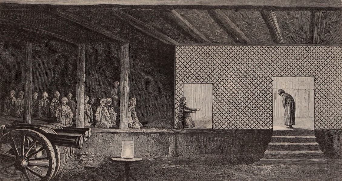 Visits to High Tartary, Yarkand, and Kashgar - Night Interview with the Atalik Ghazee (1871)