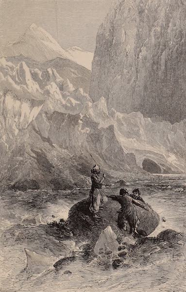 Visits to High Tartary, Yarkand, and Kashgar - Escape from Inundation caused by the Melting of a Glacier (1871)