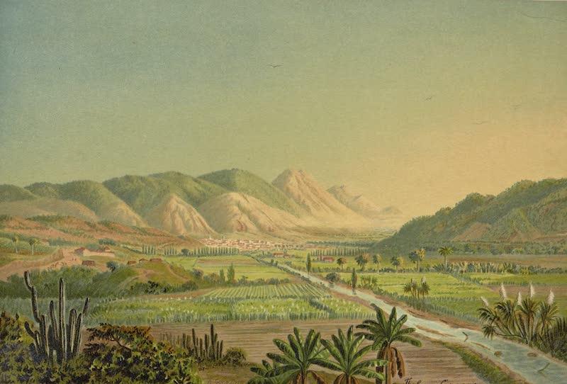 Thal von Caracas mit der Silla de Caracas