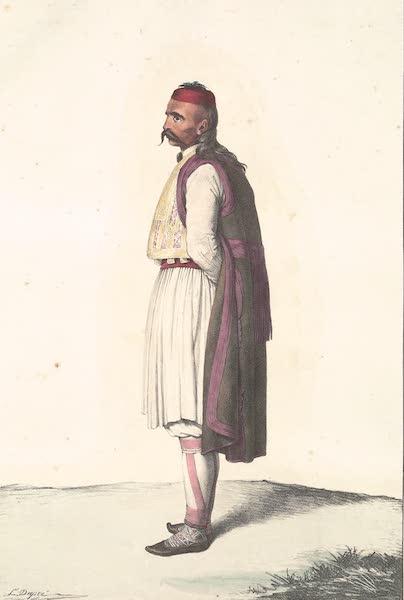 Voyage a Athenes et a Constantinopole - Suliote a Corfou (1825)