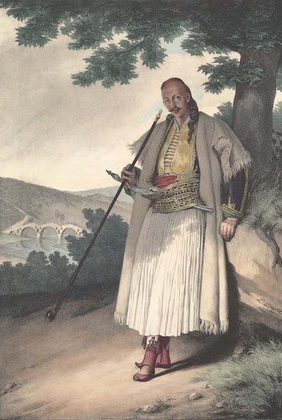 Voyage a Athenes et a Constantinopole - Un Grec de Janina (1825)