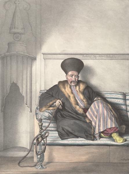 Voyage a Athenes et a Constantinopole - Un Grec Logothete de Livadie (1825)