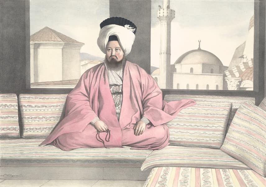 Voyage a Athenes et a Constantinopole - Mouhamet Ruschen Effendi Dervis (1825)