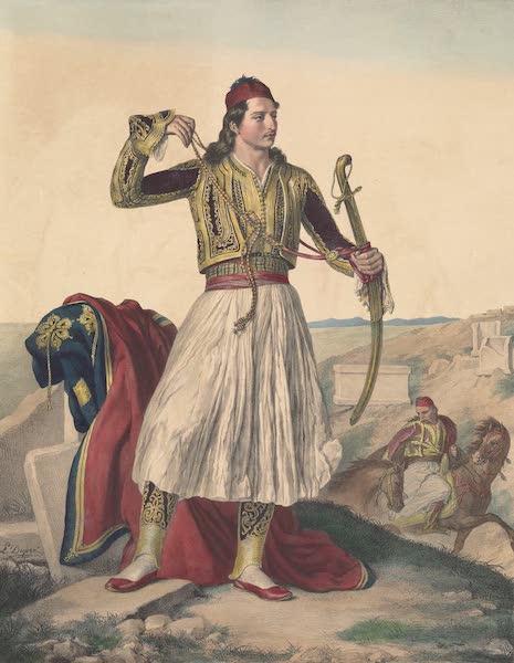 Voyage a Athenes et a Constantinopole - Demetrius Mavromichalis (1825)