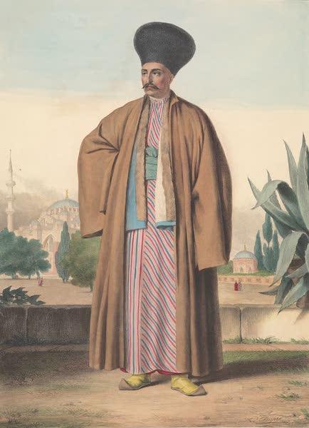 Voyage a Athenes et a Constantinopole - Un Armenien (1825)