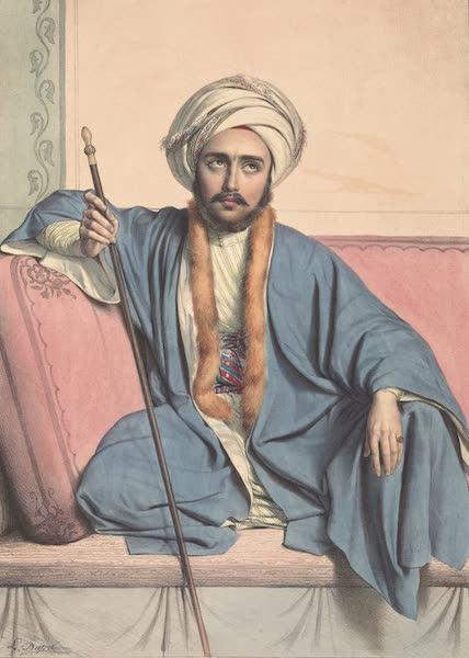 Voyage a Athenes et a Constantinopole - Bilesikdji, Armenien (1825)