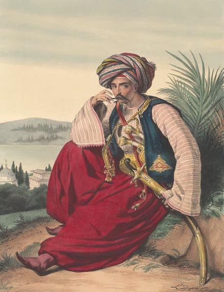 Voyage a Athenes et a Constantinopole - Un Mamlouk (1825)