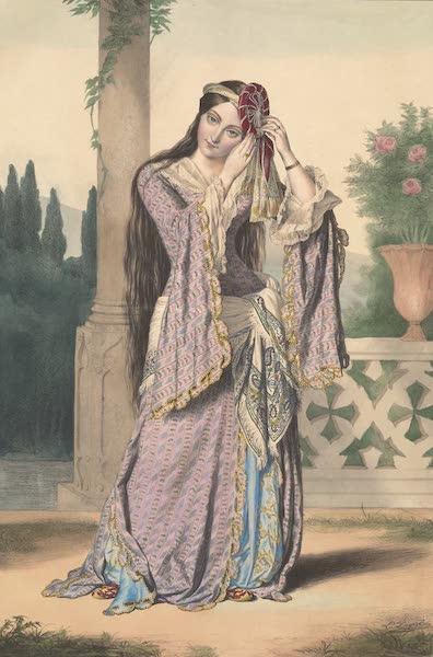 Voyage a Athenes et a Constantinopole - La Princesse Helene S (1825)