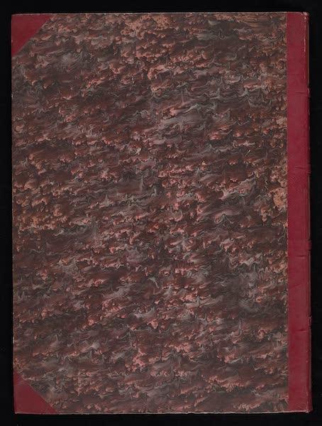Voyage a Athenes et a Constantinopole - Back Cover (1825)