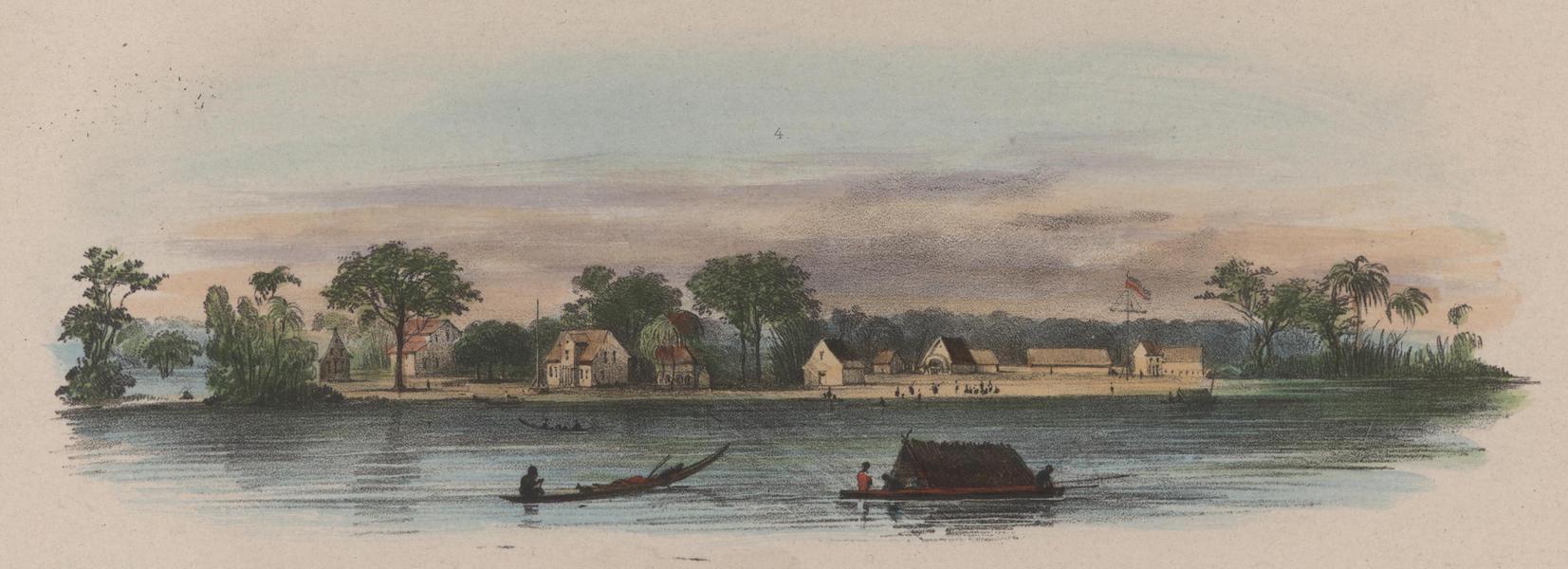 Voyage a Surinam - Jagt-Lust, Delices de Chasse (1839)