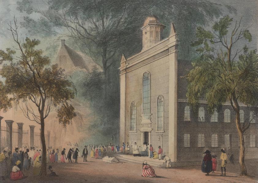 Voyage a Surinam - L'Eglise Catholique-Romaine et un convoi funebre (1839)