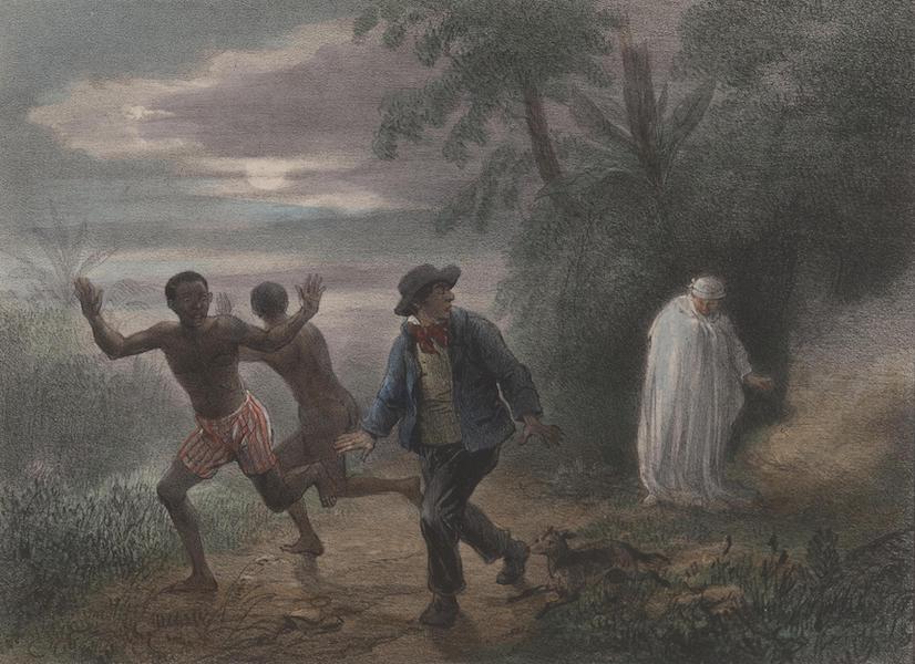 Voyage a Surinam - Une scene d'epouvante (1839)