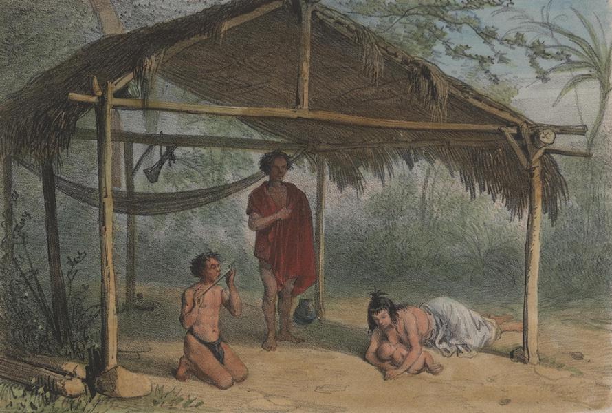Voyage a Surinam - Exorcisme d'un enfant (1839)