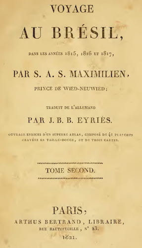 French - Voyage au Bresil Vol. 2