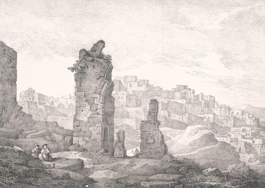 Voyage dans le Levant - Vue de Bethleem (1819)
