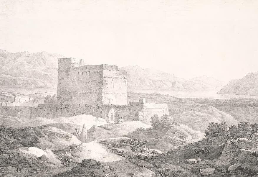 Voyage dans le Levant - Vue de Jericho (1819)