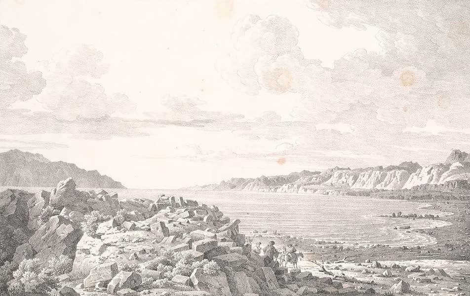 Voyage dans le Levant - Ruines de l'eglise des Sept-Douleurs a Jerusalem (1819)