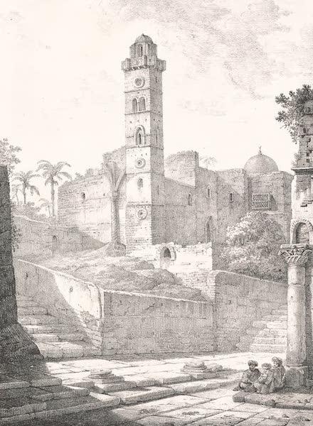 Voyage dans le Levant - Quartier des Juifs a Jerusalem (1819)