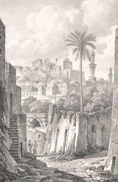 Voyage dans le Levant - Mosquee d'el-Haram a Jerusalem (1819)