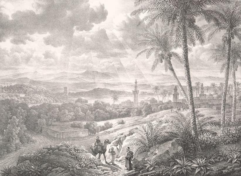Voyage dans le Levant - Rama, Ramleh [l'ancienne Arimathie] (1819)