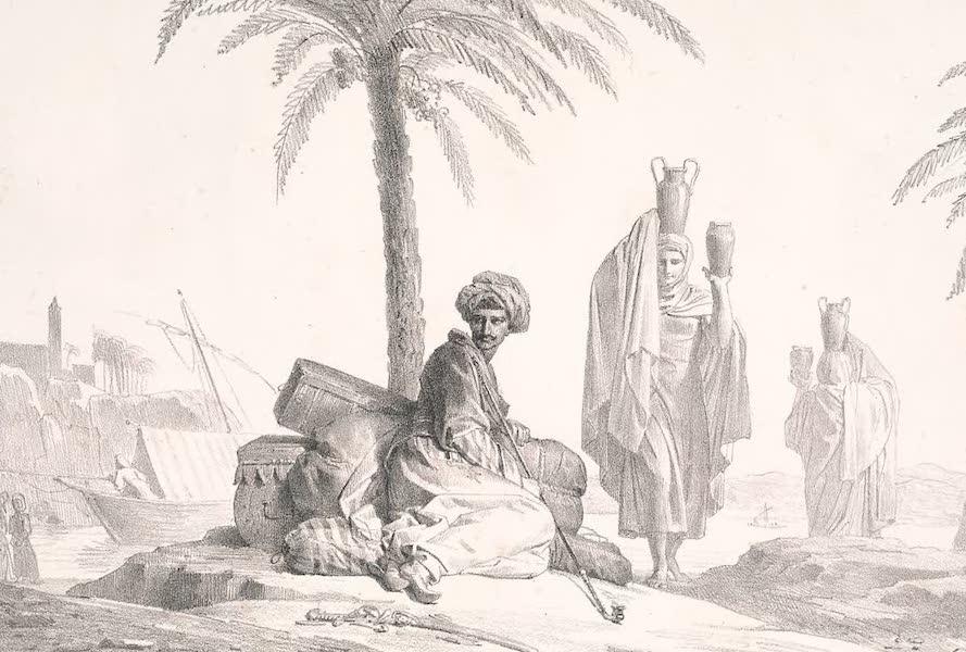 Voyage dans le Levant - Vue des bords du Nil (1819)