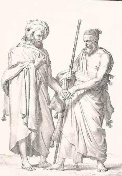 Voyage dans le Levant - Salut des Arabes (1819)