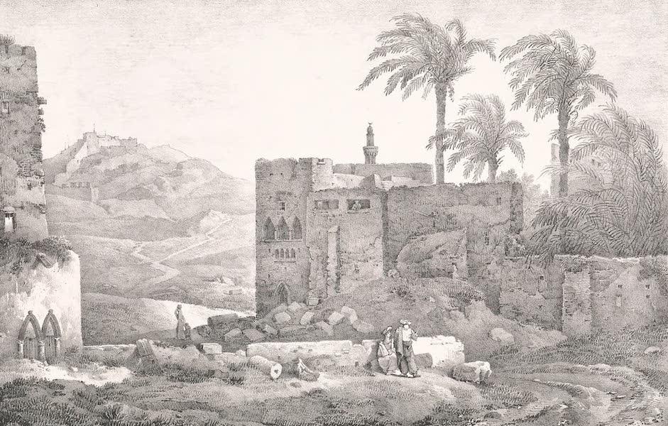 Voyage dans le Levant - Hopital des Grecs a Alexandrie (1819)