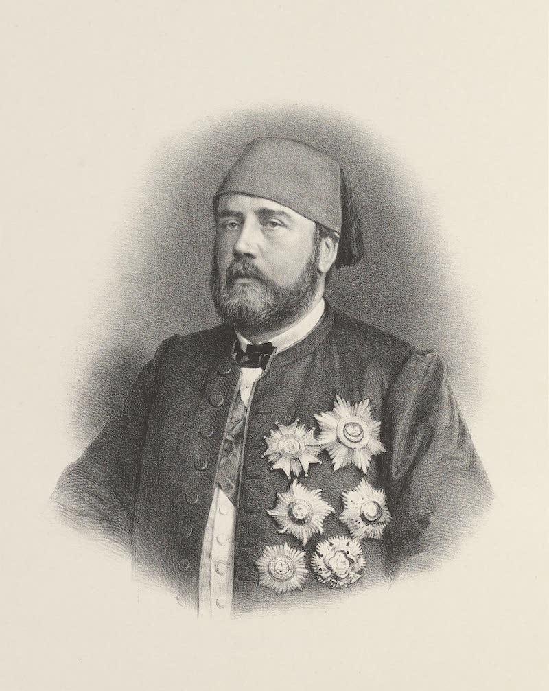 Voyage des Souverains du Canal du Suez - Le Khedive (1870)
