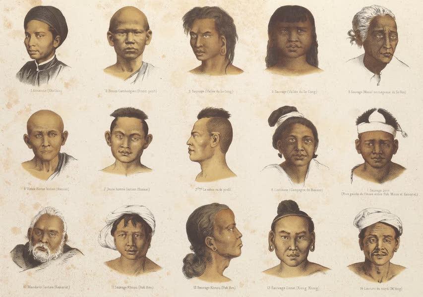 Types de la Vallee du Cambodge