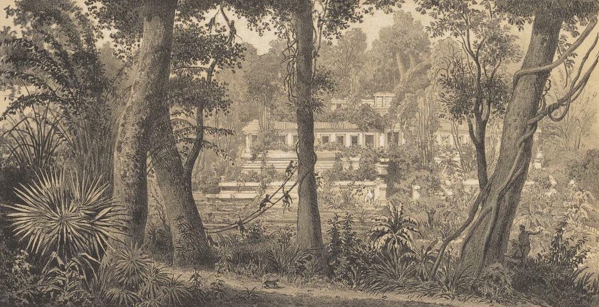 Voyage d'Exploration en Indo-Chine [Atlas-Vol. 1] - Angcor Thom : Phimanacas (Ruines du Palais des Rois d'Angcor) (1873)