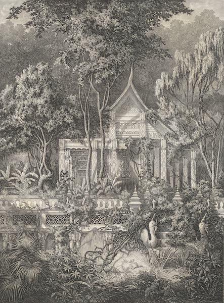Voyage d'Exploration en Indo-Chine [Atlas-Vol. 1] - Ruines de Vien Chain : - Wat Pha Keo (1873)