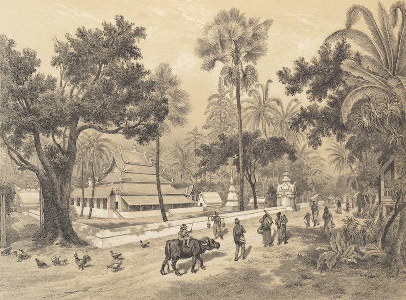 Pagode Royale a Luang Prabang