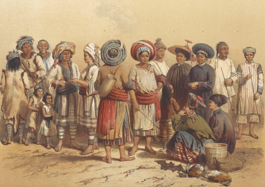 Populations Mixtes du Sud du Yun-Nan