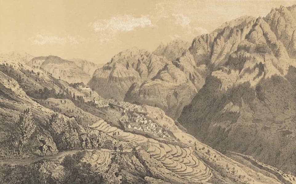 Voyage d'Exploration en Indo-Chine [Atlas-Vol. 1] - La Ville de Ta Kouan (1873)