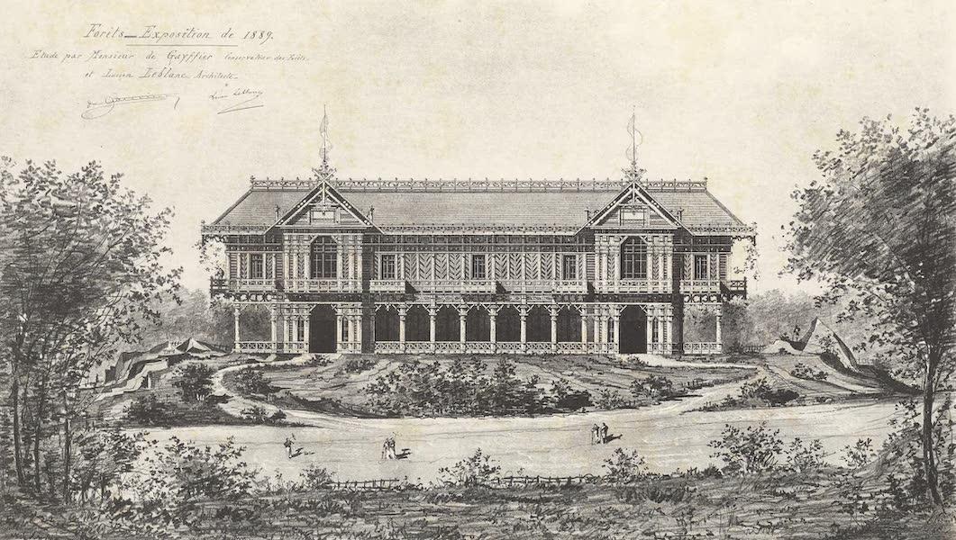 Voyage d'Exploration en Indo-Chine [Atlas-Vol. 2] - Forits - Exposition de 1889 (1873)