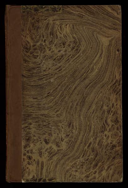 Voyage en Perse Vol. 1 - Front Cover (1825)