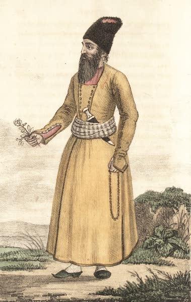 Voyage en Perse Vol. 1 - Persan en habit d'ete (1825)